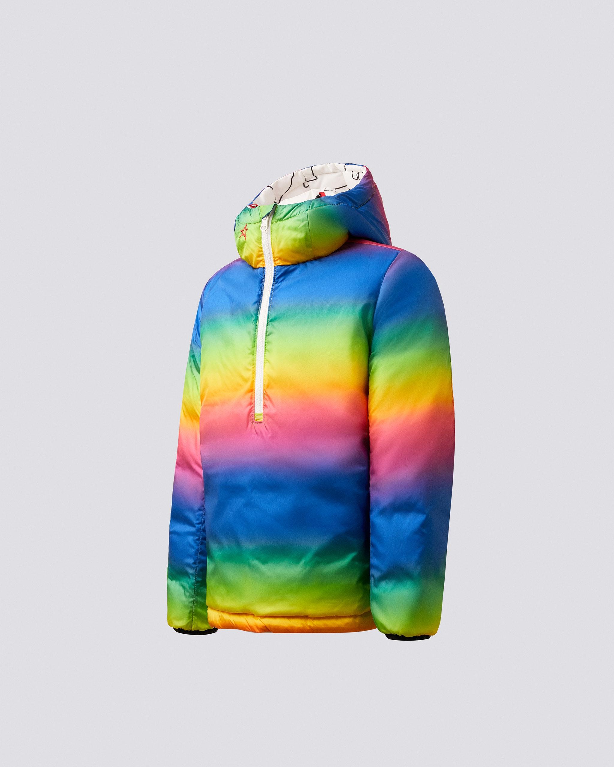 Nanuk Reversible Half-Zip Jacket