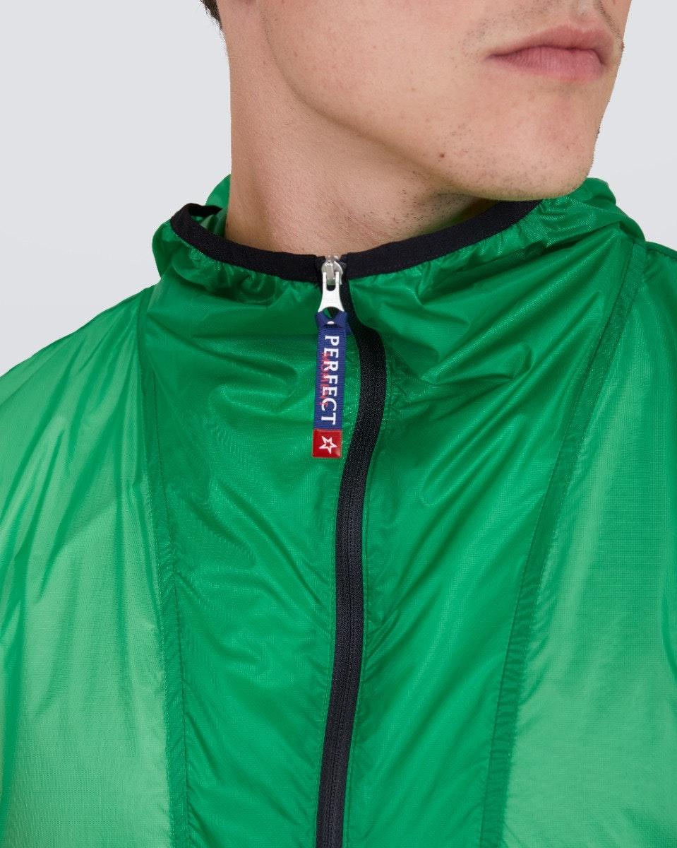 Light Weight Packable Woven Jacket